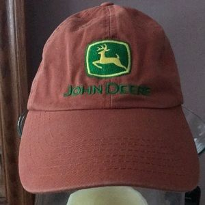 John Deere hat 🧢